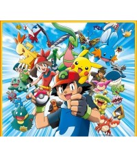 Pokemon โปเกม่อน ภาค 2 / 4 แผ่นจบ (พากย์ไทย)