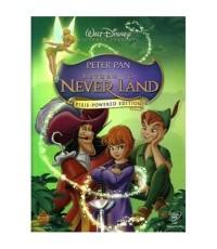 Peter Pan ภาค 1-2, Cinderella ภาค 1-3, Tinker bell  ภาค 1-3 /  1 แผ่นจบ (พากษ์ไทย)