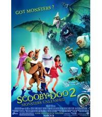 Scooby-Doo 2 Monsters Unleashed สกูบี้-ดู 2 สัตว์ประหลาดหลุด อลเวง  1 แผ่นจบ (ซับไทย+พากย์ไทย)