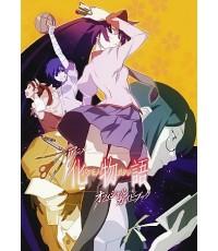 Bakemonogatari + OVA 3 แผ่นจบ (ซับไทย)
