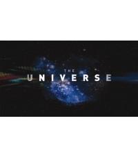 THE UNIVERSE ท่องจักรวาล [ชุดใหญ่ 13 ตอน]  7 แผ่นจบ (พากษ์ไทย)