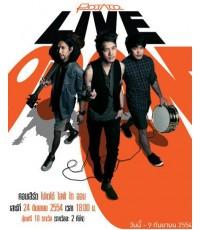Concert Potato Live Go On  2 แผ่นจบ