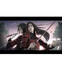 Naruto Shippuuden OVA Madara vs Hashirama มาดาระ ปะทะ ฮาชิรามะ 1 แผ่นจบ (ซับไทย)
