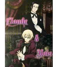 Black Butler คน [ลึก] ไขปริศนา [ลับ] Ss.2 + (OVA 5 ตอน) 2 แผ่นจบ (ซับไทย+พากย์ไทย)