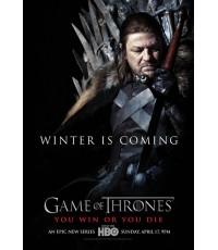 Game of Thrones Season 1 (มหาศึกชิงบัลลังก์ ปี 1) 5 แผ่นจบ (ซับไทย)