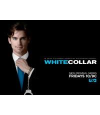White Collar Season 1 (อาชญากรสมองเพชร ปี 1)  4 แผ่นจบ (ซับไทย)