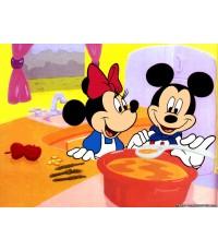 Mickey and Minnie Mouse (9 ตอนพิเศษ ฉลอง 84 ปี ความยาวกว่า 7 ชม.) 1 แผ่นจบ (พากษ์ไทย)
