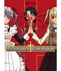Maria Holic มาเรีย โฮลิค แม่สาวยูริกับน้องหนูมีดุ้น (Season 2)  6 แผ่นจบ (ซับไทย+พากย์ไทย)