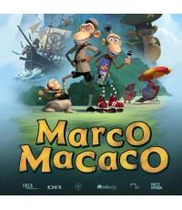 Marco Macaco มาร์โค ลิงจ๋อยอดนักสืบ 1 แผ่นจบ (ซับไทย+พากย์ไทย)