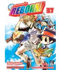 (Book) Reborn ครูพิเศษจอมป่วน รีบอร์น เล่ม 1-42  (ต้น - จบ) ไฟล์ (่่pdf.) 1 DVD