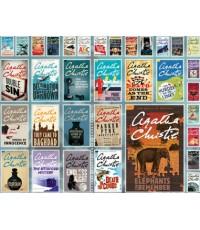 (Book) Agatha Christie Collection รวมผลงานอกาธา คริสตี้  94 เล่ม (ภาษาอังกฤษ)  ไฟล์ (่่pdf.) 1 VCD