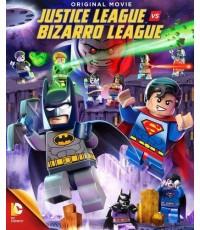 Justice League Vs Bizarro League (2015) จัสติซ ลีก ปะทะ บิซาร์โร่ ลีก  1 แผ่นจบ (ซับไทย+พากษ์ไทย)