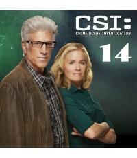CSI Vegas season 14 / ไขคดีปริศนาเวกัสปี 14 / 6 แผ่นจบ  (ซับไทย+พากษ์ไทย)