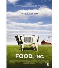 FOOD INC เปิดโปง บริโภคช็อคโลก 1 แผ่นจบ (ซับไทย+พากย์ไทย)