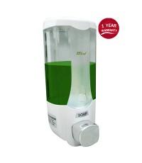เครื่องจ่ายสบู่เหลวแบบกด Press Soap Dispenser 0603-005
