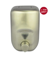 เครื่องจ่ายสบู่เหลว แบบกด soap dispenser 820 ml. 0603-007