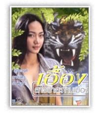 DVD เอื้อง สาวป่าสะท้านเมือง เอมมี่ โชติรส นำแสดง