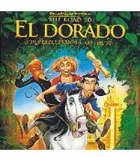 VCD el dorado เอล โดราโด้-ผจญภัยแดนมหัศจรรย์