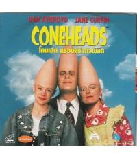 VCD Coneheads โคนเฮด ครอบครัวตัวพิลึก พากย์ไทย