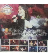 VCD Nat Myria - my days concert