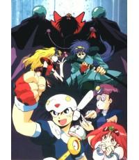 Ramune NG Knight รามูเนะเจ้าหนูอัศวิน ภาค1+2+ภาคพิเศษ OVA (6 แผ่น พากย์ไทย)