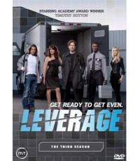 Leverage Season 3 คนเทวดาปล้นสะท้านโลก ปี 3 [8dvd ซับไทย]
