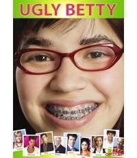 Ugly Betty Season 1 อั๊กลี่ เบ๊ตตี้ สาวเปิ่นขอเดิ้น ปี 1 (6DVD-ซับไทย, ซับ ENG)