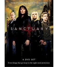 Sanctuary Season 1 (DVD 7 แผ่น ซับไทย)