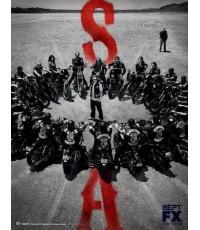 Sons of Anarchy Season 5 (4dvd ซับไทย)
