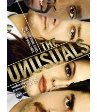 The Unusuals Complete Series (DVD 5 แผ่น ซับไทย)