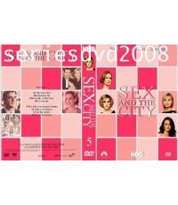 Sex and The City Season 5 (Sub Thai 4 แผ่นจบ)