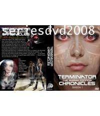 Terminator The Sarah Connor Chronicles Season 1/กำเนิดสงครามคนเหล็ก ปี 1 (Sub Thai 5 แผ่นจบ)