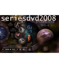 Stargate SG-1 Season 5/สตาร์เกท ทะลุคนทะลุจักรวาล ปี 5 (Sub Thai 10 แผ่นจบ) DVD ภาพคมชัดมาก