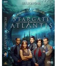 Stargate Atlantis Season 1 (Sub Thai 5 แผ่นจบ) แบบลดบิท