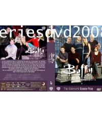 Buffy the Vampire Slayer Season 4/สาวน้อยมือปราบแวมไพร์ ปี 4 (พากย์ไทย 3 แผ่นจบ)
