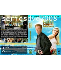 CSI Miami Season 8 ไขคดีปริศนา ไมอามี่ ปี 8 (Sub Thai 12 แผ่น)