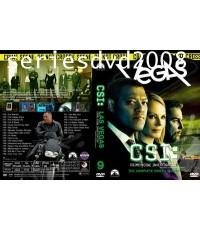 CSI Las Vegas Season 9 ไขคดีปริศนา เวกัส ปี 9 (พากษ์ไทย+อังกฤษ 7 แผ่นจบ)