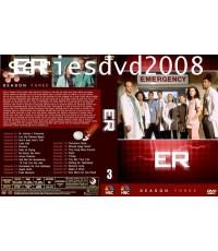 ER Season 3 (Sub Thai 10 แผ่นจบ)