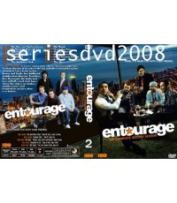 Entourage Season 2 (Sub Thai 7 แผ่นจบ)