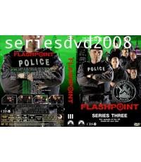 Flashpoint Season 3 (Sub Thai 5 แผ่นจบ)