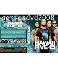 Hawaii Five O Season 1 (Sub Thai 12 แผ่นจบ)