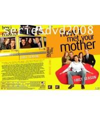 How I Met Your Mother Season 1 (Sub Thai 3 แผ่นจบ)