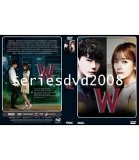 W - Two Worlds (Sub Thai 4 แผ่นจบ)