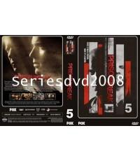 Prison Break Season 5 (Sub Thai 2 แผ่นจบ) Ep.1-9