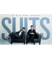 Suits (Sub Thai 4 แผ่นจบ)