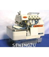 จักรโพ้งริมผ้าเช็ดหน้า GEMSY 703G-15