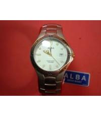 นาฬิกาคุณภาพดีราคาถูก ยี่ห้อ  อัลบ้า ควอต์