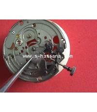 วีดีโอบันทึกภาพการสอนซ่อมนาฬิกา เครื่อง  Quartz รุ่น 3020