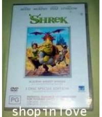 Shrek ภาค 1 (2 Disc Special Edition) (มือหนึ่ง)