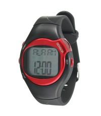 นาฬิกา กีฬา วัดชีพจร อัตราการเผาผลาญ Heart rate  Burned Watch 6 in 1 รุ่น 000323 - Red *จัดส่งฟรี*